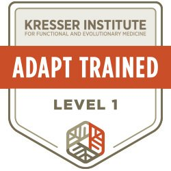 ADAPT Level One Trained Badge 250x250